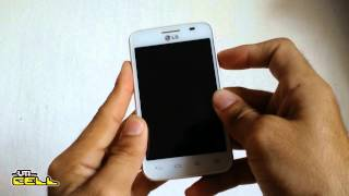 Hard Reset no LG L4 II dual (E445) #UTICell