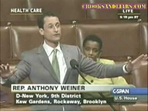 Best of Anthony Weiner, Part 2
