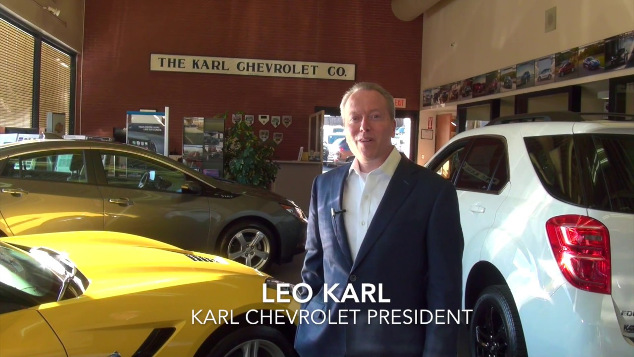 Karl Chevrolet | Educator Discount Special | New Canaan CT ...