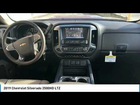 2019 Chevrolet Silverado 2500HD 2019 Chevrolet Silverado 2500HD LTZ FOR SALE in Cullman, AL 19-447