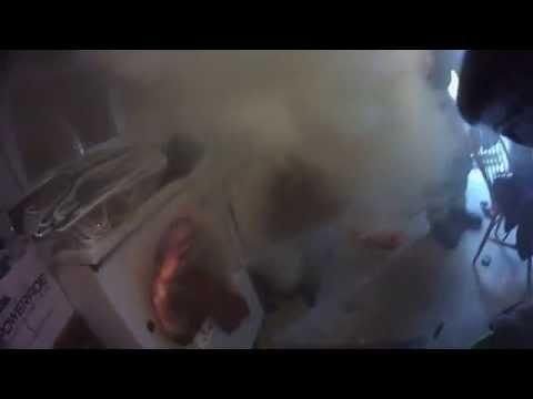 Dryer Fire (FDCJ)