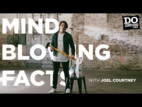 Mind-Blowing Facts With Joel Courtney