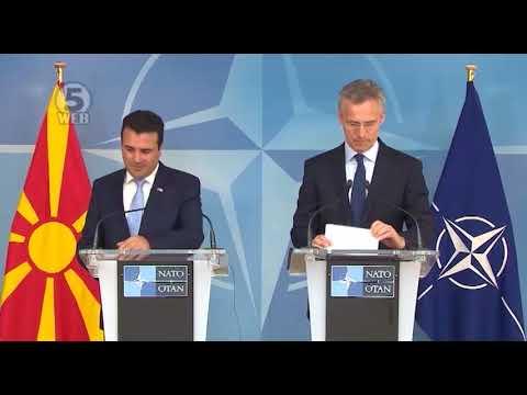Столтенберг во дводневна посета на Македонија