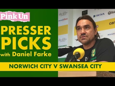 PRESSER PICKS: Norwich City v Swansea City Preview