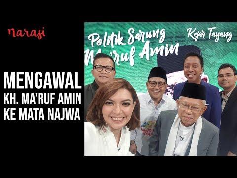 Mengawal KH. Ma'ruf Amin ke Mata Najwa | Kejar Tayang Mp3