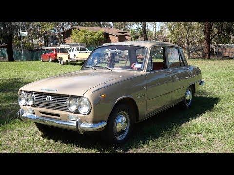 Isuzu Car Club 50th Anniversary Event: Classic Restos - Series 37