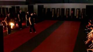 2010 Winter Black Belt Spectacular Demo Team Performance