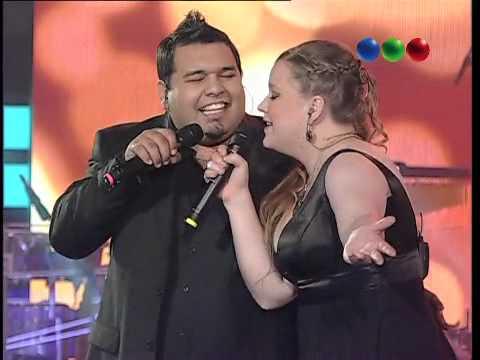 Batalla Mario Hugo Suarez -- Claudia Torgen (Amarraditos)   La Voz Argentina   Telefe