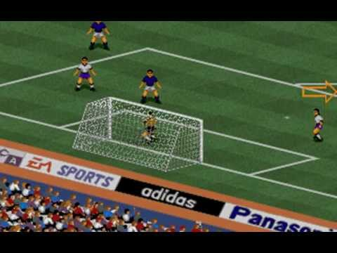 Fifa International Soccer: Special Edition (The Creative Assembly) (MS-DOS) [1994]