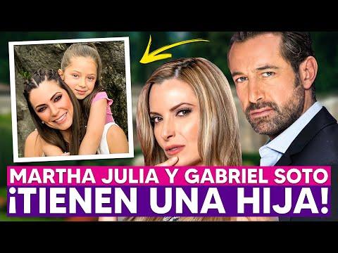GABRIEL SOTO es el VERDADERO PADRE de la hija de MARTHA JULIA! | MQT