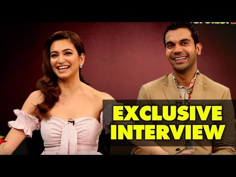 Exclusive Rajkummar Rao and Kriti Kharbanda Interview for Shaadi Main Zaroor Aana | SpotboyE