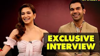 Exclusive Rajkummar Rao and Kriti Kharbanda Interview for Shaadi Main Zaroor Aana | SpotboyE