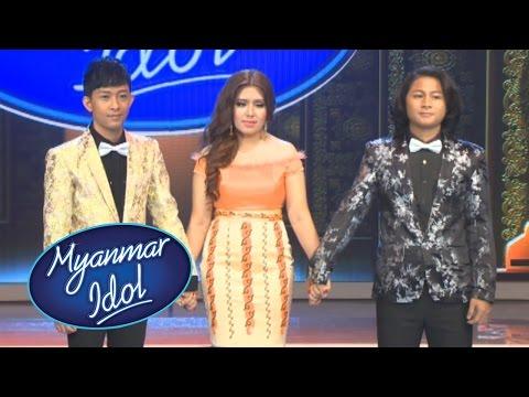 Idols Final | Myanmar Idol Final! Full Episode