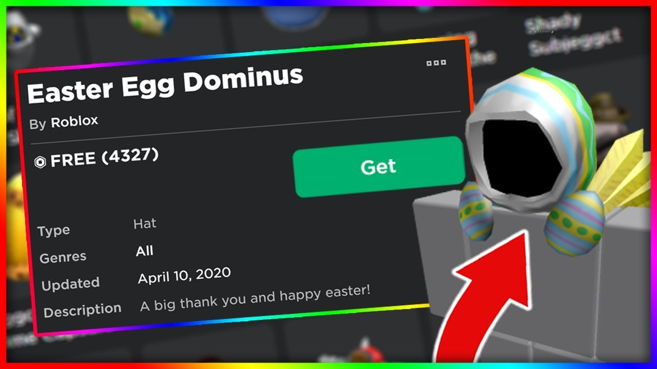 How To Get A Free Dominus Easter Event Youtube