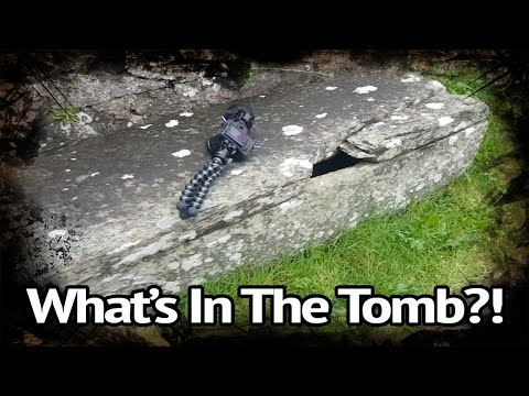 What's In The Ancient Tomb? (208)