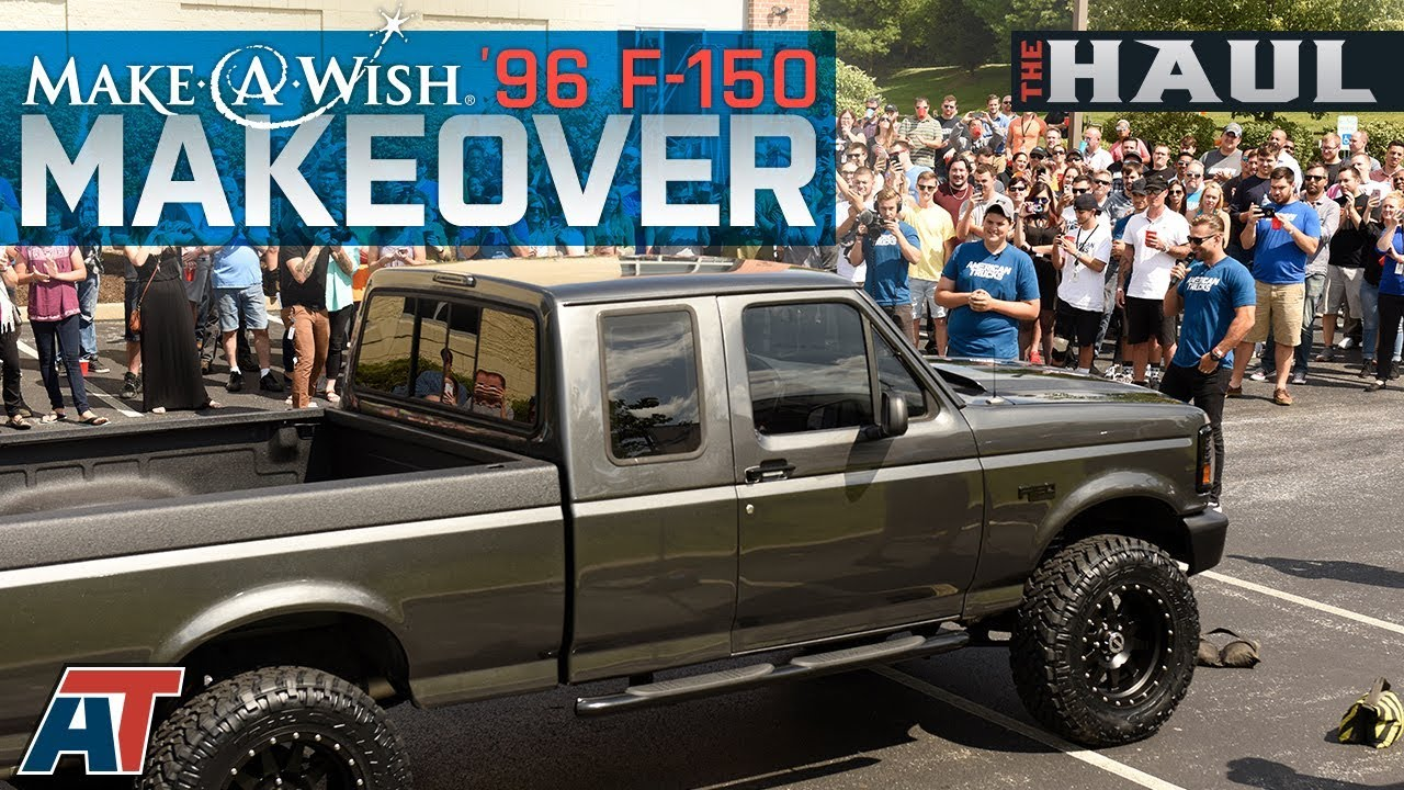 Make A Wish F  L F Gets A  Lift Kit  In Other Parts Americantrucks Ford