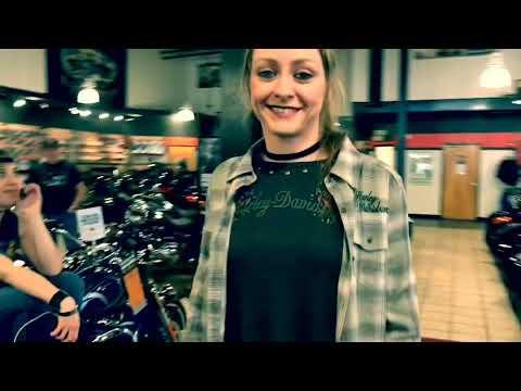 Spring Harley-Davidson Fashion Show For 2019