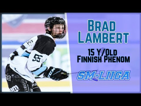 Brad Lambert: The 15 Year Old Playing In A U20 League