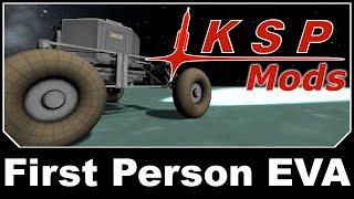 KSP Mods - First Person EVA