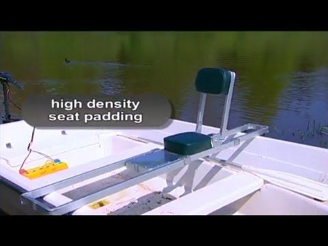 Airflo Comfort-zone Fishing Boat Seat from Fishtec