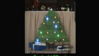 Christmas Tree 2009 With Leds