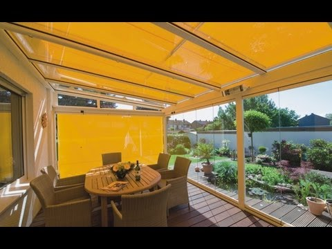 Glass Rooms and Glass Roof Systems