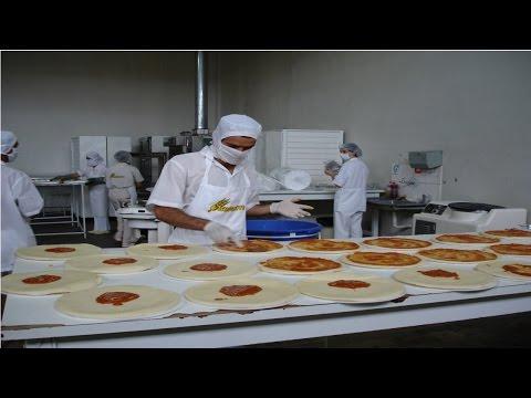 Curso Como Montar uma Pequena Fábrica de Alimentos Congelados