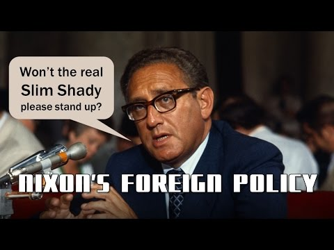 Richard Nixon's Foreign Policy (Cold War - APUSH)