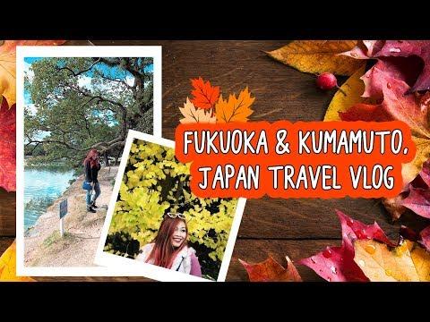 Fukuoka & Kumamuto, JAPAN | Ramen Stadium, Shochu Museum, & More! | RC Cruise Part 2 TRAVEL VLOG