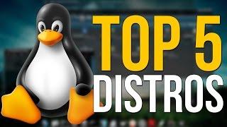 Top Linux Distros My Favorites Year