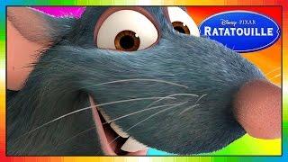 Ratatouille - FRANÇAIS - Ratatuj - Rottatouille - Rémy - Remy - Ratte (Videogame - Gameplay)