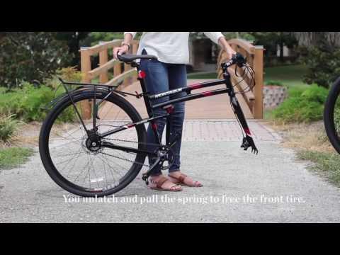 Montague Allston Bike