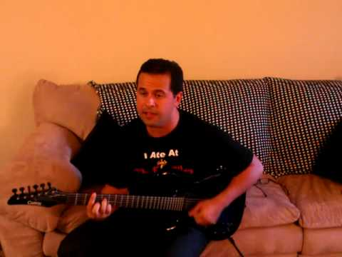 """Albert Lucero Covering The Beatles """"I Will"""""""