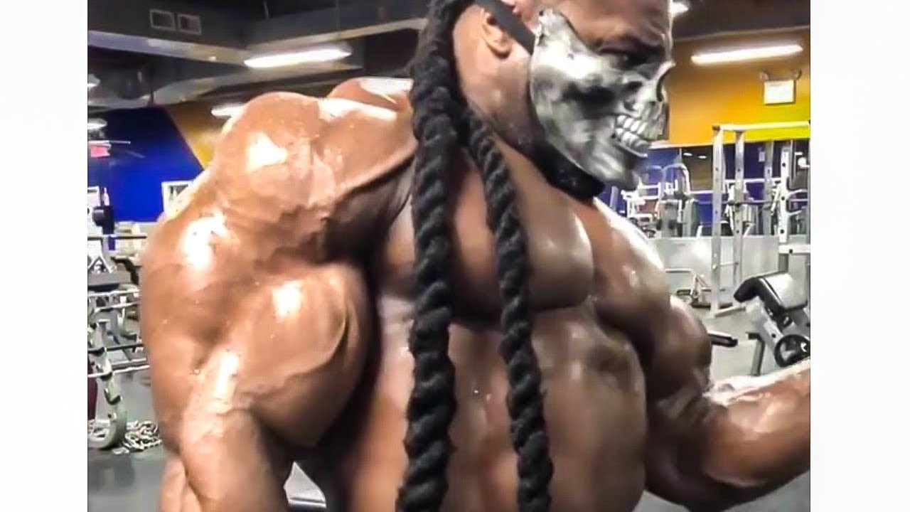 Arm Workout Kai Greene