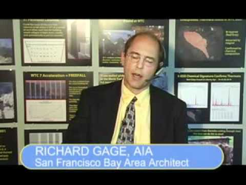 Hardfire ARCHITECTS & ENGINEERS FOR 9/11 TRUTH / GAGE / ROBERTS / 2ND PROGRAM