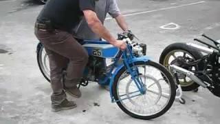 Xe máy cổ hiệu Monza sản xuất năm 1926-MuabanOto-BanxeVideo-PhoHanoiTV