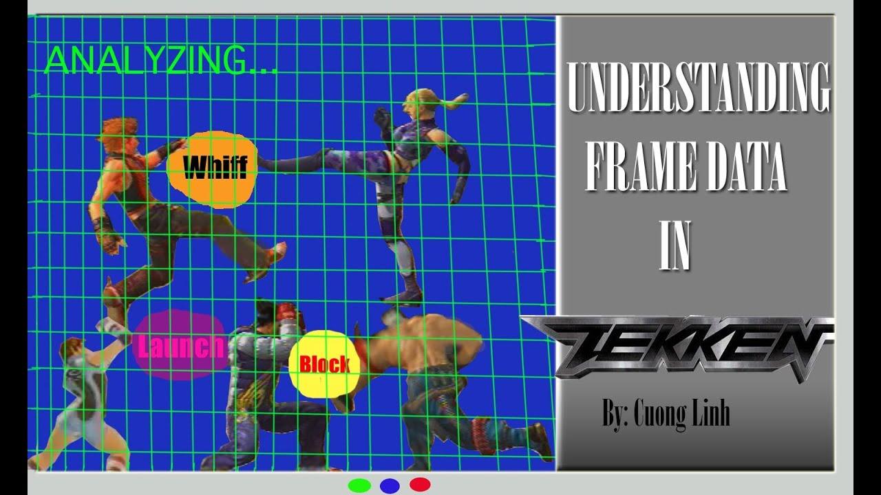 Understanding Frame Data in Tekken - YouTube