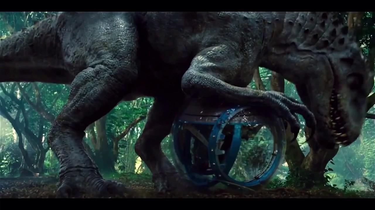 Jurassic World Indominus Rex Rise Rock Youtube