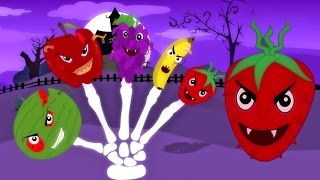 scary fruits song