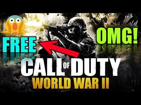 CALL OF DUTY:WW2✓ [FREE DOWNLOAD😱~INSTALLATION]-[100%WORKING]