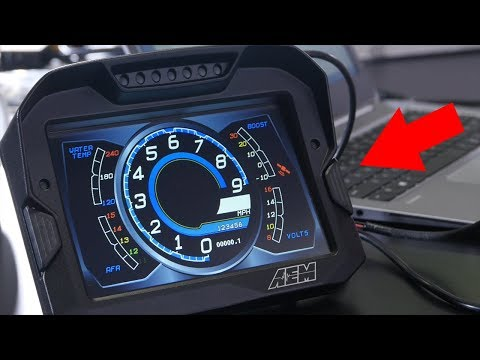 CD-7 Digital Dash Review By HP Academy