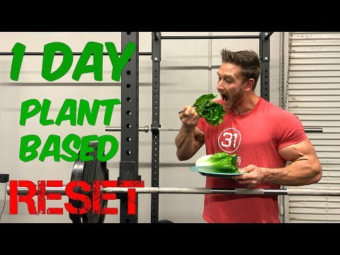 1 Day Reset (Plant Based): Try This Weekly