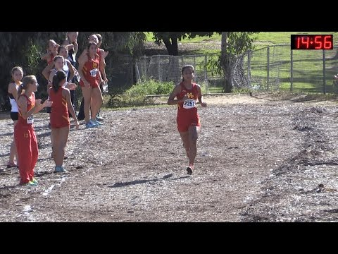 2015 XC - Mt. Carmel Cross Country Invitational (D2 Junior Girls)
