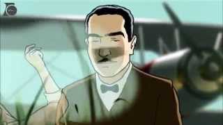 Kardeş Payı Çok anlamlı animasyon. Bu ayıp bize 100 yıl yeter