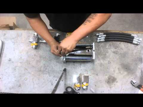 4 pump Porky s Hydraulics Doovi