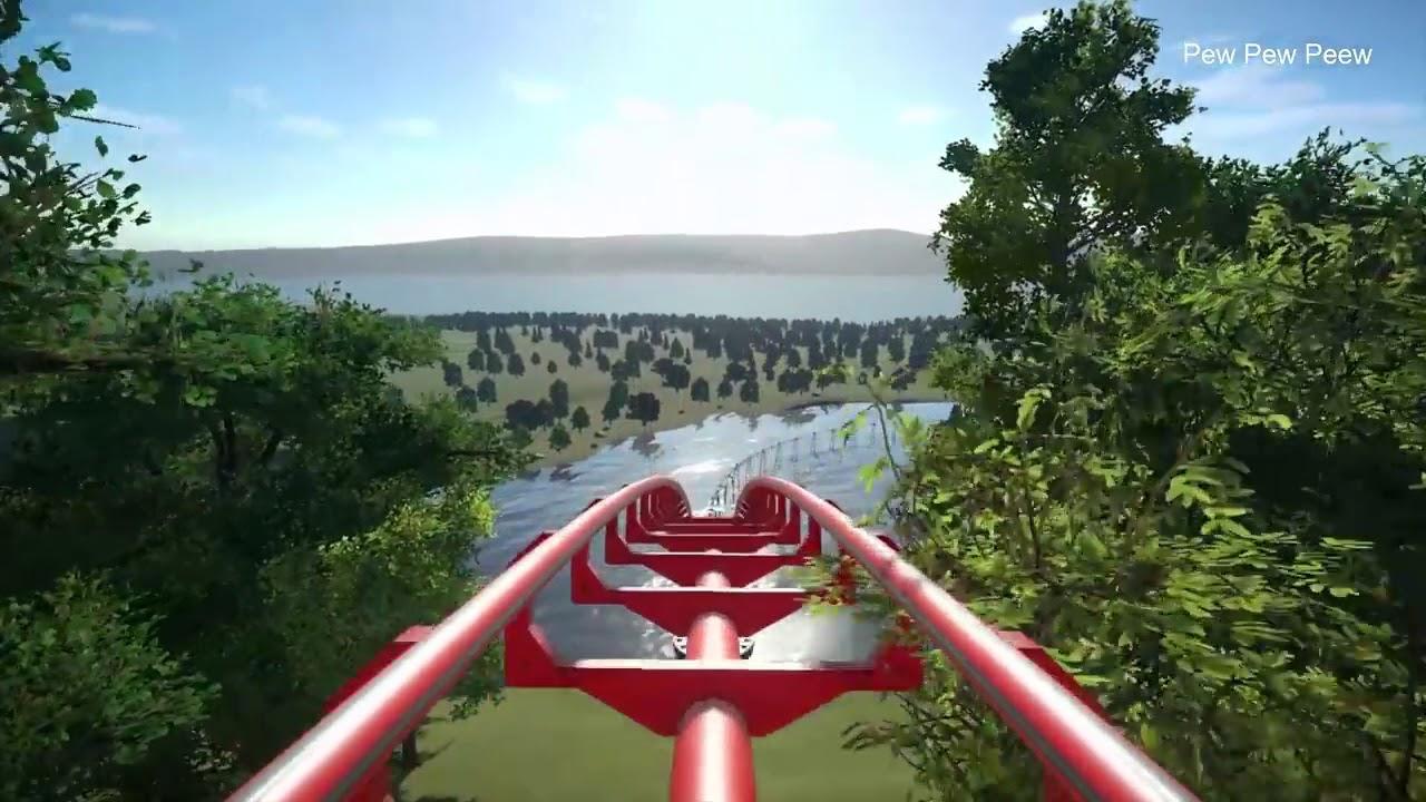 Sanal gerçeklik gözlüğü (3D macera Treni )