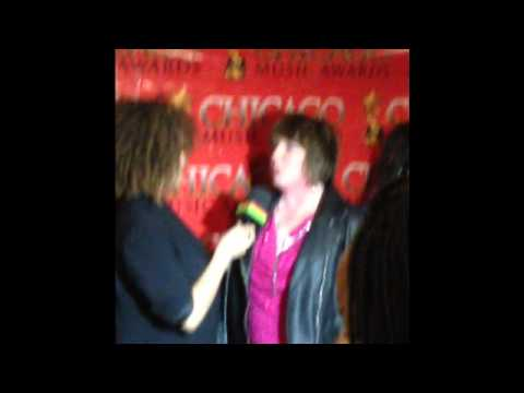 Jeannie Tanner at 2014 Chicago Music Awards