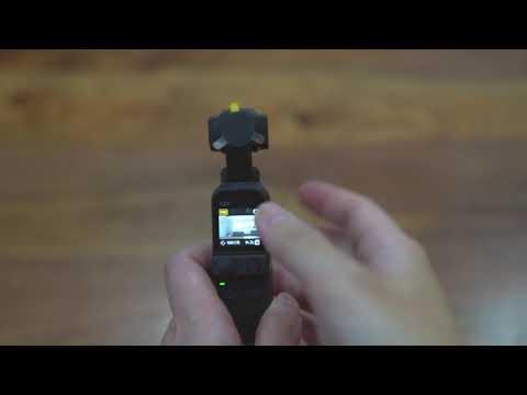 DJI Pocket 2 - Different Timelapse Options