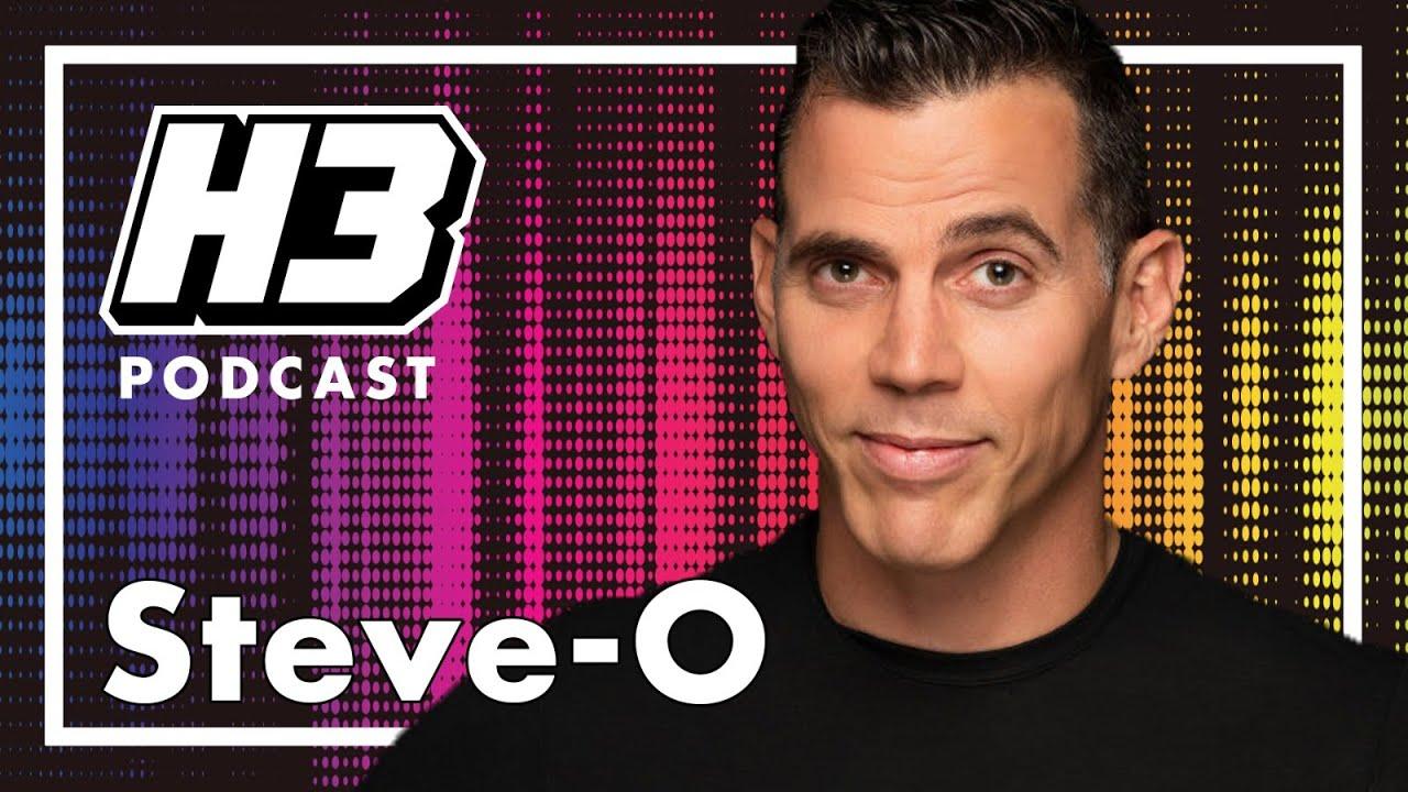 Steve-O - H3 Podcast #217