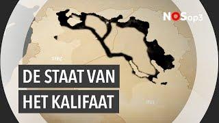 De staat van het kalifaat, de val van IS